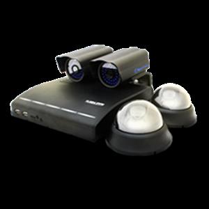 Изображение для категории Комплекты видеонаблюдения