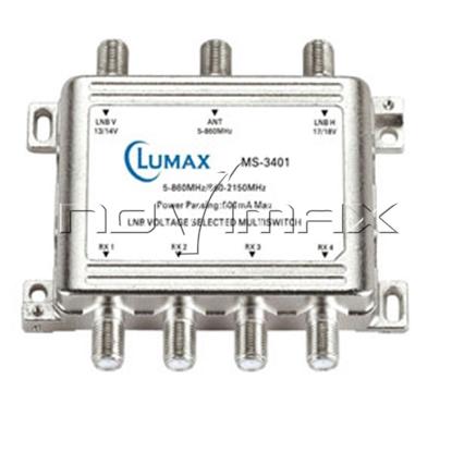 Изображение Мультисвитч Lumax MS-3401A