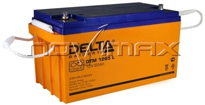 Изображение Аккумулятор 12В 65А/ч (DTM 1265 L)