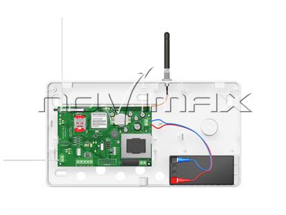 Изображение Панель Контакт GSM-10A