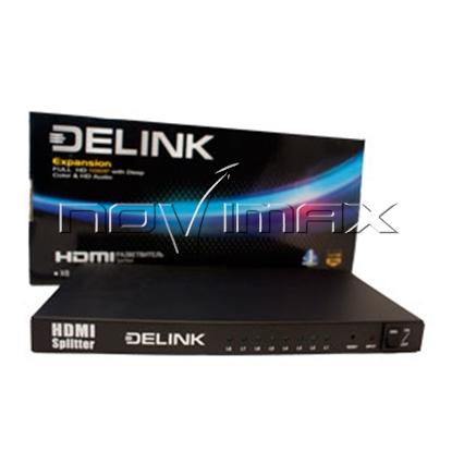 Изображение HDMI разветвитель (splitter) 1x8