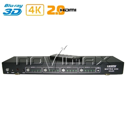 Изображение HDMI матрица MA 445 RK