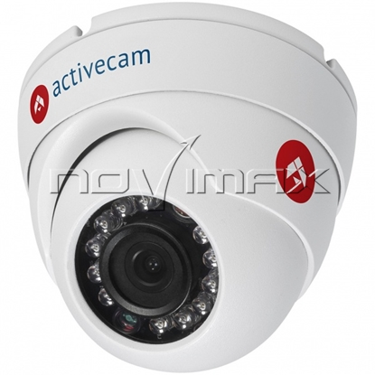 Изображение IP-видеокамера ActiveCam AC-D8121WDIR3