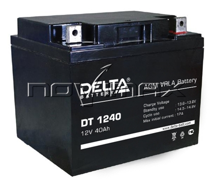 Изображение Аккумулятор 12В 40А/ч (DT 1240)