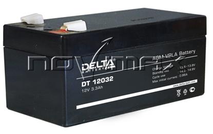 Изображение Аккумулятор 12В 3.3А/ч (DT 12032)