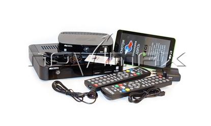Изображение Комплект Триколор ТВ на 2 ТВ + Телепланшет