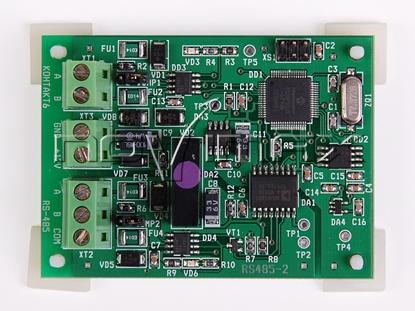 Изображение Преобразователь RS485-RS485 с гальванической развязкой, интеллектуальный