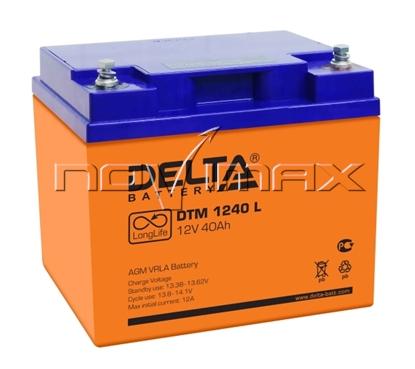 Изображение Аккумулятор 12В 40А/ч (DTM 1240 L)