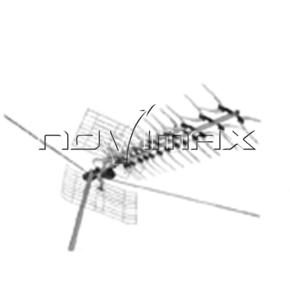 Изображение Антенна X-Line VU-49 (Гриф)