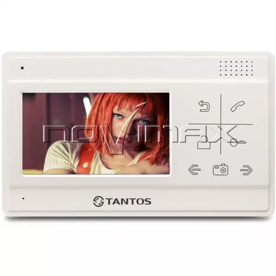 Изображение Видеодомофон Tantos LILU - SD (координатный или цифровой)