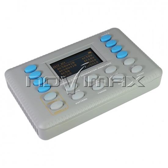 Изображение Профессиональный Генератор, Анализатор HDMI сигнала Dr.HD 5000 Pro