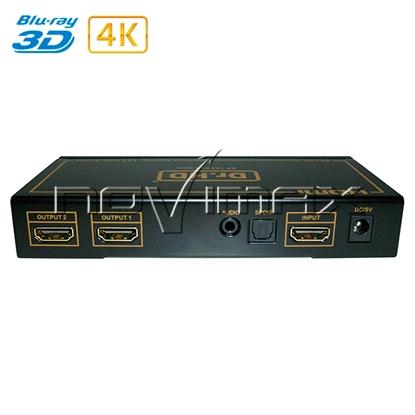 Изображение HDMI делитель SP 124 SLA Plus