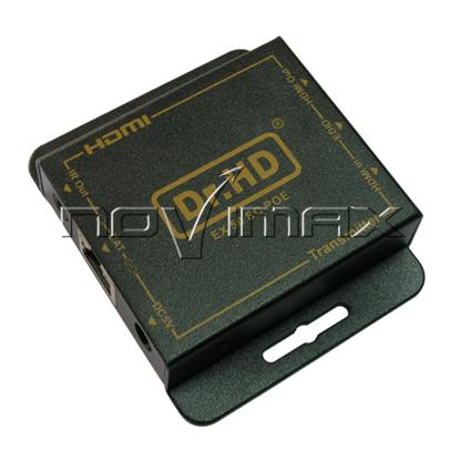 Изображение HDMI удлинитель по UTP Dr.HD EX 50 SC POE