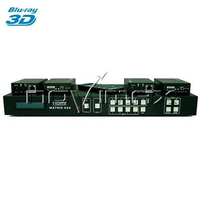 Изображение HDMI матрица MA 444 FSE 50
