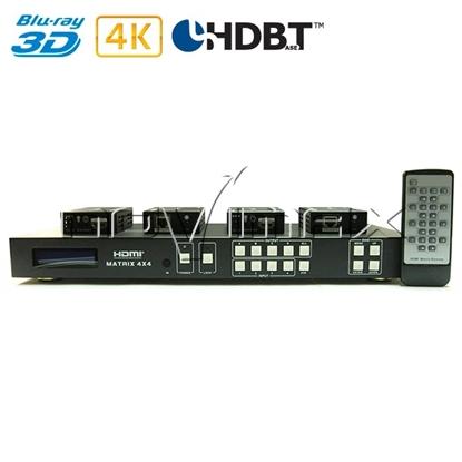 Изображение HDMI матрица MA 444 FBT 100