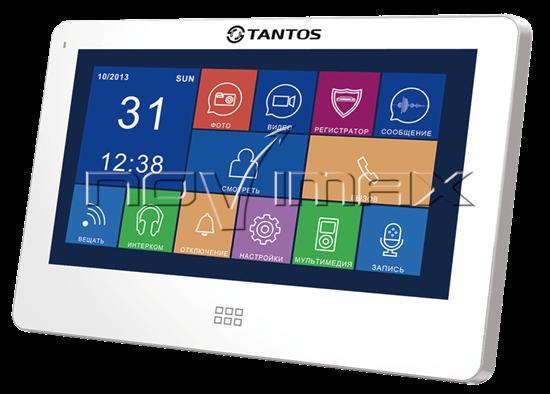 Изображение Видеодомофон Tantos NEO Slim (Vizit или XL)