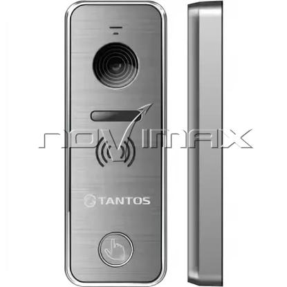 Изображение Вызывная панель Tantos iPanel 1 (Metal)