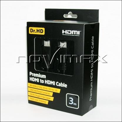 Изображение HDMI кабель Dr.HD (3 м) Premium