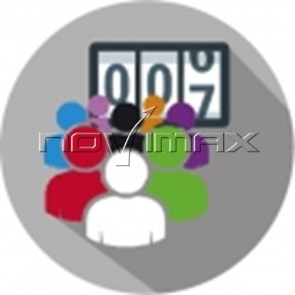 Изображение Модуль анализа и подсчета очередей TRASSIR People Counter Pro