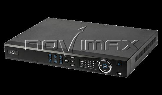 Изображение IP-Видеорегистратор RVi-IPN8/2-4K