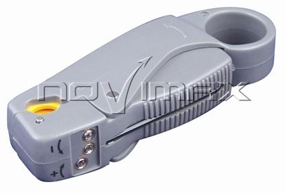 Изображение HT-322 Нож для зачистки кабеля RG6