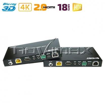 Изображение HDMI удлинитель Dr.HD EX 100 BT18Gp