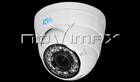 Изображение IP-видеокамера RVi-IPC34VB