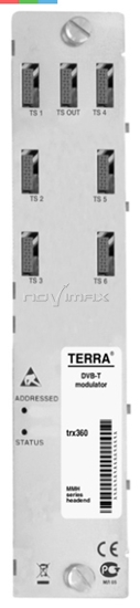 Изображение Модулятор TERRA MX310