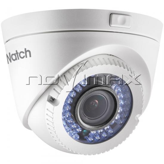 Изображение HD-TVI видеокамера HiWatch DS-T109