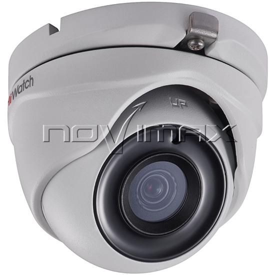 Изображение HD-TVI видеокамера HiWatch DS-T503