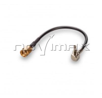Изображение Пигтейл (кабельная сборка) CRC9-SMA(male)