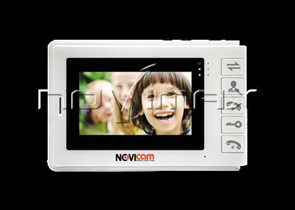 Изображение Видеодомофон NOVIcam SMILE 4