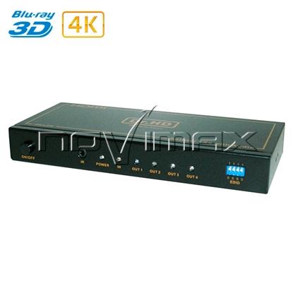 Изображение HDMI делитель SP 144 SLA Plus