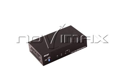 Изображение HDMI делитель HD02-4K