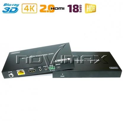 Изображение HDMI удлинитель Dr.HD EX 70 BT18Gp
