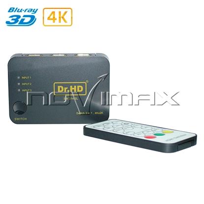 Изображение HDMI переключатель SW 314 SL