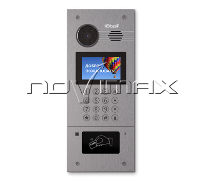 Изображение Вызывная панель BAS-IP AA-07E/ AA-07M