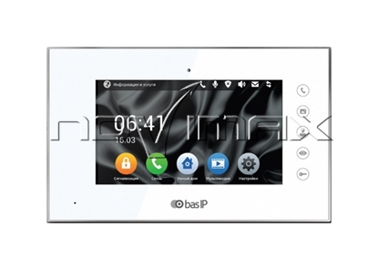 Изображение Видеодомофон BAS-IP AQ-07