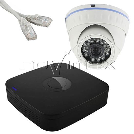 """Изображение Altcam IP """"Дом"""" на 1 камеру"""