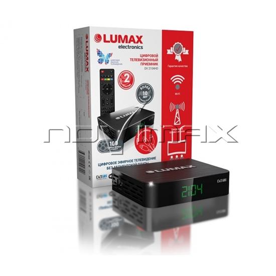 Изображение Lumax DV2104HD
