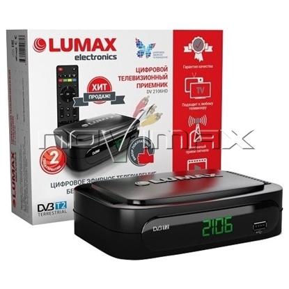 Изображение Lumax DV2106HD