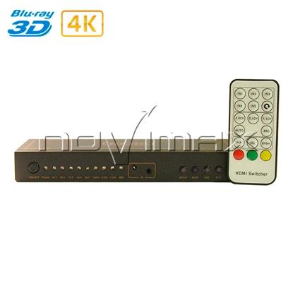 Изображение HDMI переключатель SW 414 SLA