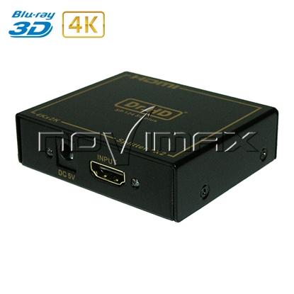 Изображение HDMI делитель SP 124 SL Plus