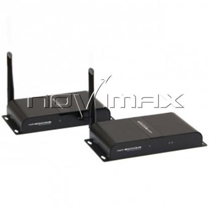 Изображение HDMI удлинитель беспроводной Dr.HD EW 50 HDBitT