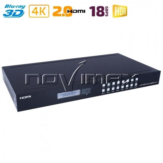 Изображение HDMI матрица MA 886 FX