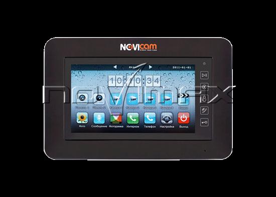 Изображение Видеодомофон NOVIcam PM76