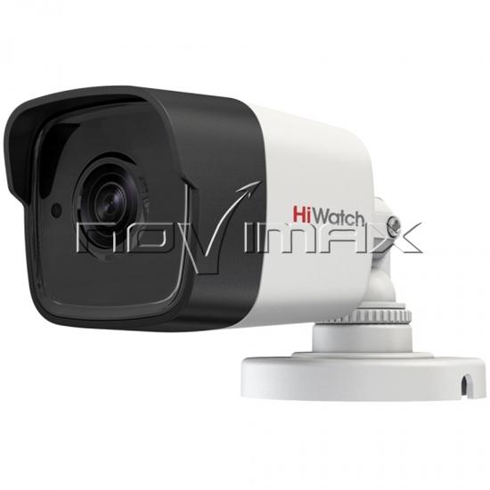 Изображение HD-TVI видеокамера HiWatch DS-T300