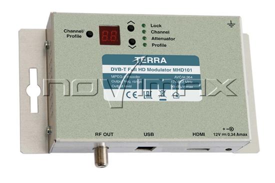 Изображение Модулятор конвертер TERRA MHD101