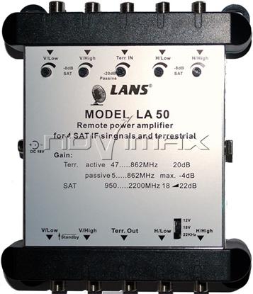 Изображение Усилитель LANS LA50