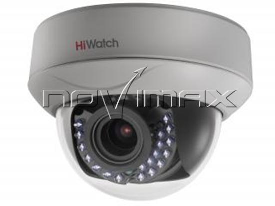 Изображение HD-TVI видеокамера HiWatch DS-T207